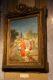 Painting - Jesus es ayudado a llevar la cruz